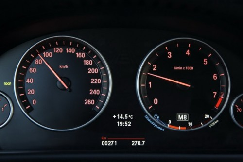 OFICIAL: BMW Seria 5 cu ampatament marit22994