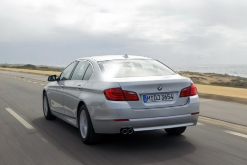 OFICIAL: BMW Seria 5 cu ampatament marit22995