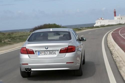 OFICIAL: BMW Seria 5 cu ampatament marit22996