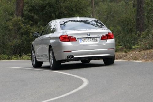 OFICIAL: BMW Seria 5 cu ampatament marit23002