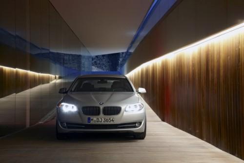 OFICIAL: BMW Seria 5 cu ampatament marit23006