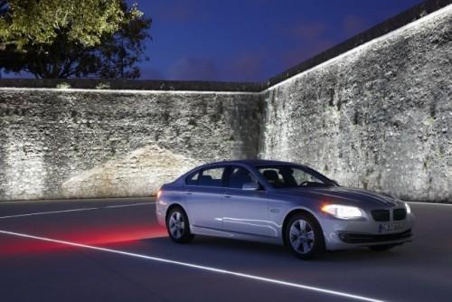 OFICIAL: BMW Seria 5 cu ampatament marit23009