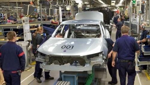 Saab angajeaza 500 de muncitori22956