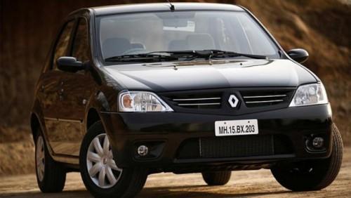 Mahindra nu va mai vinde Logan in India22935