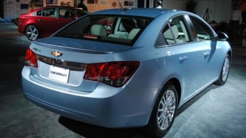 Noul Chevrolet Cruze Eco va avea un consum de 6 litri22932