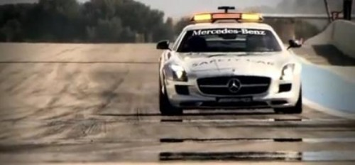 VIDEO: Mercedes SLS AMG F1 Safety Car22930