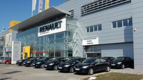BRD, principalul client Renault in Romania22898