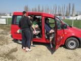 Un Caddy pentru echipa22884