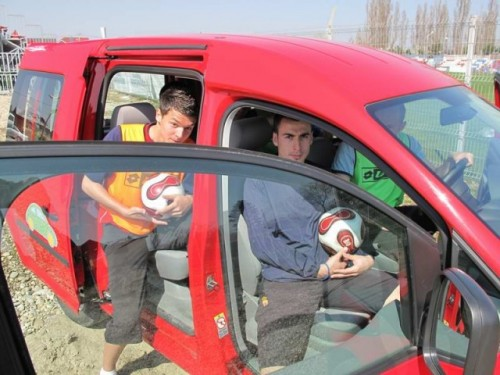 Un Caddy pentru echipa22886