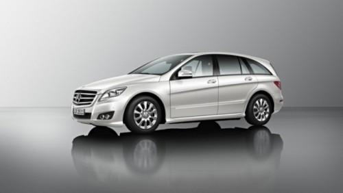 Primele imagini ale noului Mercedes R Klasse22814