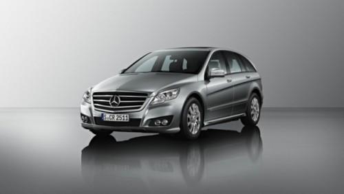 Primele imagini ale noului Mercedes R Klasse22815