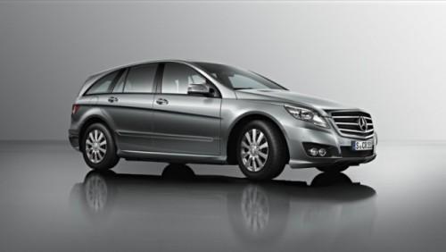 Primele imagini ale noului Mercedes R Klasse22816