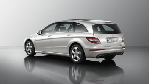 Primele imagini ale noului Mercedes R Klasse22817