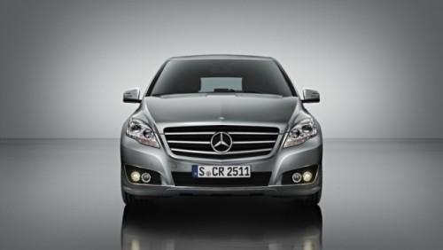 Primele imagini ale noului Mercedes R Klasse22818