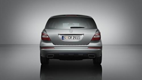 Primele imagini ale noului Mercedes R Klasse22819