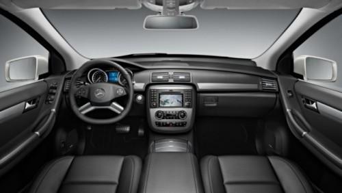 Primele imagini ale noului Mercedes R Klasse22823