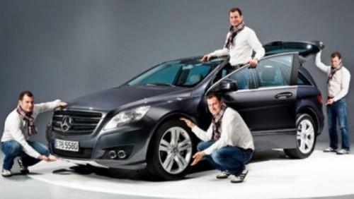 Primele imagini ale noului Mercedes R Klasse22829