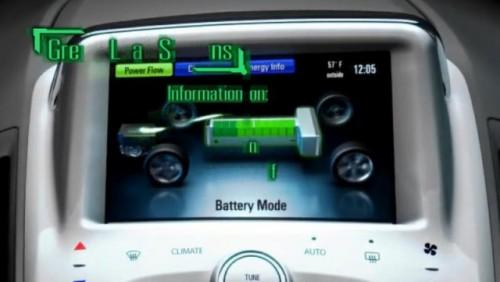 VIDEO: Sistemul de gestiune al modelului Chevrolet Volt22812