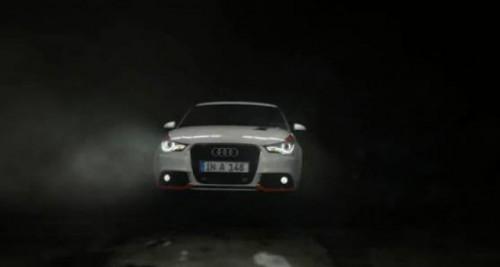 VIDEO: Audi prezinta kitul de competitie pentru A122771