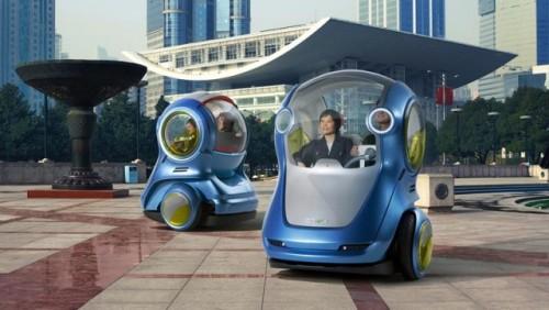 Conceptul EN-V, viziunea GM asupra viitorului22751