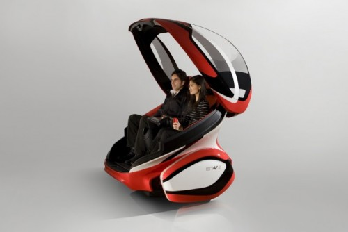 Conceptul EN-V, viziunea GM asupra viitorului22760