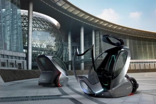 Conceptul EN-V, viziunea GM asupra viitorului22768