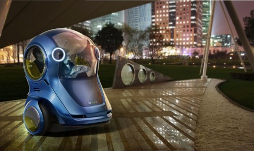 Conceptul EN-V, viziunea GM asupra viitorului22770