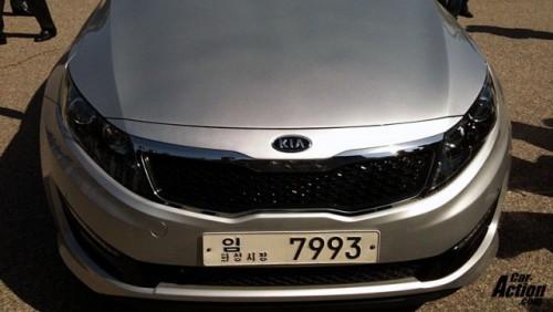 Imagini noi ale modelului Kia Magentis22740