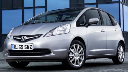 O noua versiune Honda Jazz: Si22724