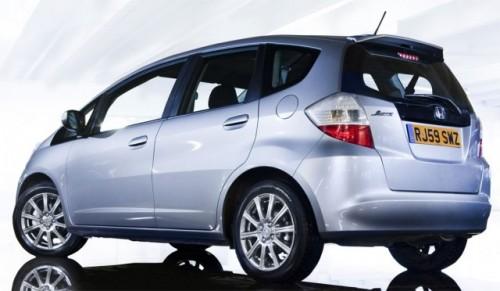 O noua versiune Honda Jazz: Si22727