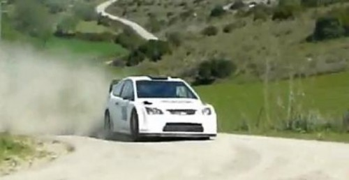 VIDEO: Hirvonen testeaza Focus WRC22714