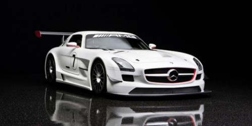 Iata noul Mercedes SLS AMG GT3!22718