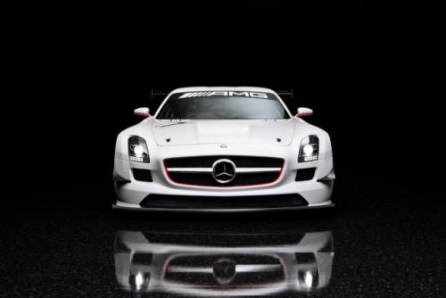 Iata noul Mercedes SLS AMG GT3!22721