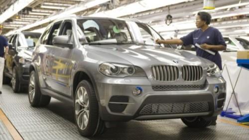 BMW lanseaza noul X522696