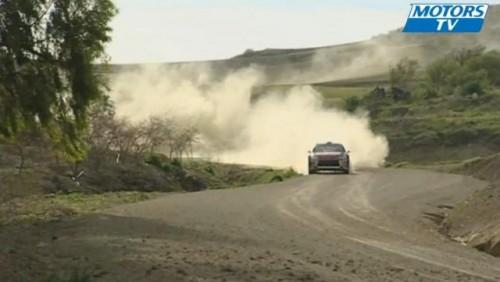 VIDEO: Citroen a inceput pregatirile pentru Raliul Iordaniei22693