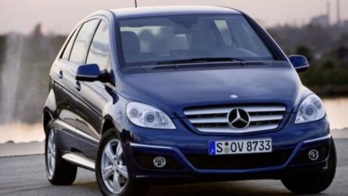 Mercedes pregateste o versiune AMG a noului B Klasse22681