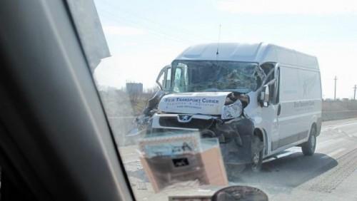 Accident de circulatie pe Soseaua de Centura22658