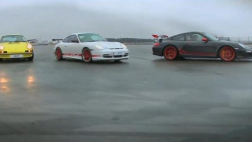 VIDEO: Porsche 911 RS implineste 37 de ani22619