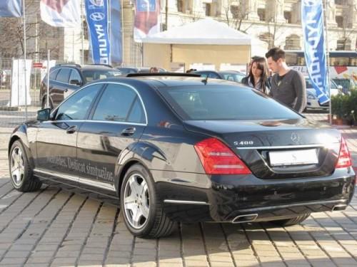 Mercedes si Hyundai fata in fata22595