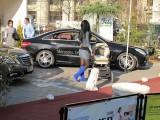 Mercedes si Hyundai fata in fata22612