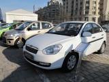 Mercedes si Hyundai fata in fata22607