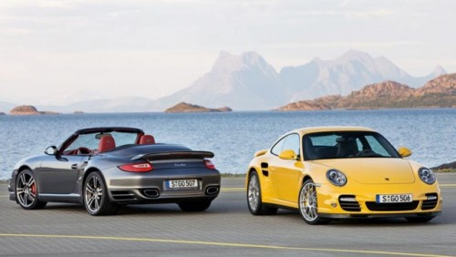 Porsche, primul loc in topul satisfacerii clientilor22534