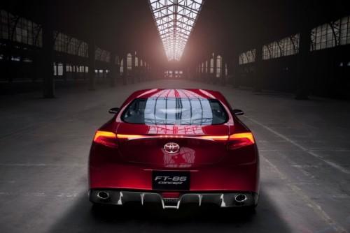 Noi imagini cu Toyota FT-8622510