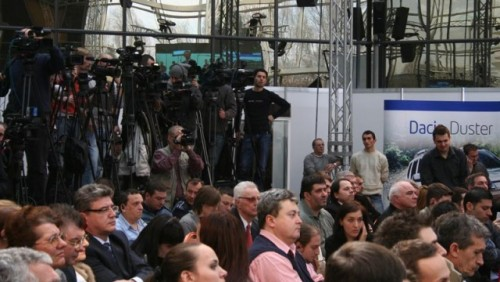 Galerie Foto: Lansarea lui Dacia Duster in Romania22411