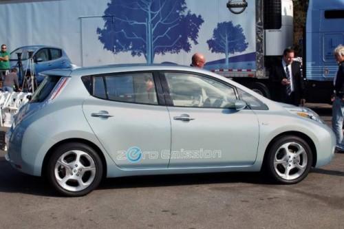 Nissan Leaf costa 38.500 dolari22309