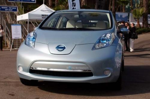Nissan Leaf costa 38.500 dolari22310