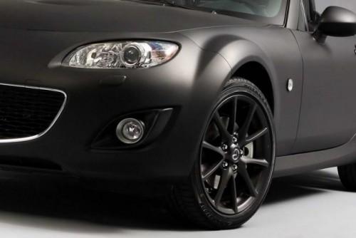 Mazda MX-5 Black & Matte Edition22301