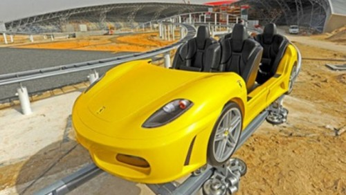 VIDEO: Parcul de distractii Ferrari World22155