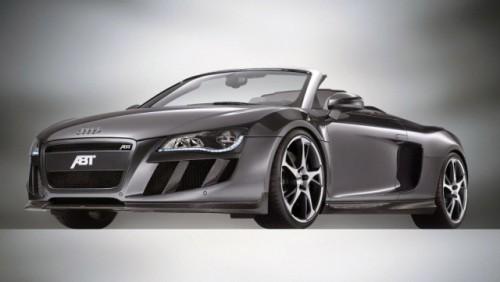 Audi R8 Spyder tunat de ABT22144