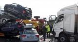 Accident rutier cu 200 de masini implicate21987